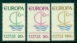 Cyprus 1966 Europa MUH Lot15309 - Cyprus (Republic)