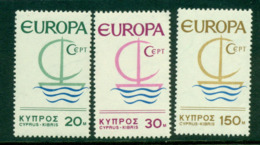 Cyprus 1966 Europa MUH Lot16716 - Cyprus (Republic)