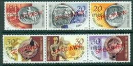 Cyprus 2002 Europhilex 2xStrip SPECIMEN MUH Lot23549 - Cyprus (Republic)