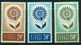 Cyprus 1964 (20m Crease) Europa MH Lot15307 - Cyprus (Republic)