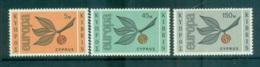 Cyprus 1965 Europa, Leaves & Fruit MUH Lot65407 - Cyprus (Republic)