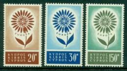 Cyprus 1964 Europa MUH Lot15315 - Cyprus (Republic)