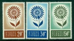 Cyprus 1964 Europa MUH Lot16705 - Cyprus (Republic)