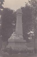 SEINE MARITIME FORGES LES EAUX RONCHEVILLE MONUMENT AUX MORTS CARTE PHOTO - Forges Les Eaux