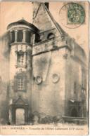 31om 1948 CPA - BOURGES - TOURELLE DE L'HOTEL LALLEMANT - Bourges
