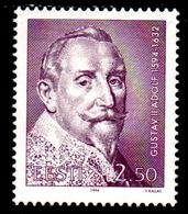 1994, EESTI, 243, König Gustav II. Adolf.  MNH - Estonie