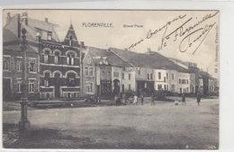 Florenville - Grand Place - 1911 Motogazoline, .. - Florenville