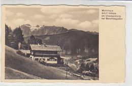 Wohnhaus Adolf H... Am Obersalzberg Bei Berchtesgaden - Um 1935 - Berchtesgaden