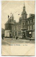 CPA - Carte Postale - Belgique - Binche - Souvenir De Binche - La Poste ( DD7251) - Binche