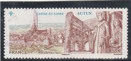 FRANCE 2011 AUTUN YT 4552 OBLITERE  - - France