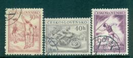 Czechoslovakia 1953 Sports FU Lot70000 - Czechoslovakia