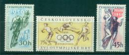 Czechoslovakia 1956 Melbourne Olympics MUH Lot38260 - Czechoslovakia