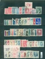 Czechoslovakia 1940s On Assorted Inc Sets + Labels FU Lot69924 - Czechoslovakia