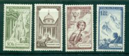 Czechoslovakia 1956 Czech Spas MUH Lot38267 - Czechoslovakia