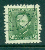 Czechoslovakia 1932-33 Miroslav Tyrs FU Lot69892 - Czechoslovakia