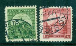 Czechoslovakia 1930 Masaryk Birthday FU Lot69890 - Czechoslovakia
