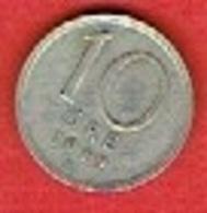 SWEDEN #  10 ØRE FROM 1949 - Suède