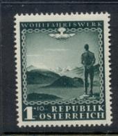 Austria 1945 The Dawn Of Peace MUH - 1945-.... 2. Republik
