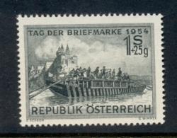 Austria 1954 Stamp Day MUH - 1945-.... 2nd Republic
