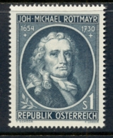 Austria 1954 Michael Rotlmayer MUH - 1945-.... 2nd Republic