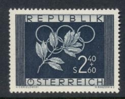 Austria 1952 Olympic Games Expenses MUH - 1945-.... 2nd Republic