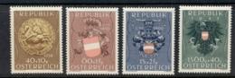 Austria 1949 Returned Prisoners Of War MUH - 1945-.... 2nd Republic