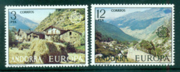 Andorra (Sp) 1977 Europa, Landcapes MUH Lot65652 - Spanish Andorra