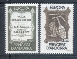 Andorra (Fr) 1985 Europa MUH - French Andorra