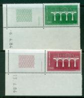 Andorra (Fr) 1984 Europa MUH Lot16024 - French Andorra