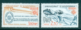 Andorra (Fr) 1982 Europa, History MUH Lot65846 - French Andorra