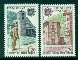 Andorra (Fr) 1979 Europa MUH Lot16016 - French Andorra