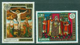 Andorra (Fr) 1975 Europa MUH Lot16010 - French Andorra
