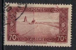 ALGERIE        N°  YVERT    138      ( 1 )      OBLITERE       ( O   2/32 ) - Algérie (1924-1962)