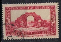 ALGERIE        N°  YVERT    139     OBLITERE       ( O   2/32 ) - Algérie (1924-1962)