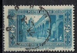 ALGERIE        N°  YVERT    141         OBLITERE       ( O   2/32 ) - Algérie (1924-1962)