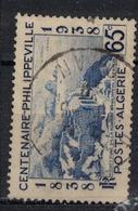 ALGERIE        N°  YVERT    143         OBLITERE       ( O   2/32 ) - Algérie (1924-1962)