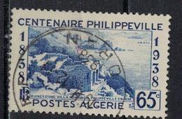 ALGERIE        N°  YVERT    143    (1)      OBLITERE       ( O   2/33 ) - Algérie (1924-1962)