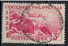 ALGERIE        N°  YVERT    145    OBLITERE       ( O   2/33 ) - Algérie (1924-1962)