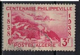ALGERIE        N°  YVERT    145   (1)            OBLITERE       ( O   2/33 ) - Algérie (1924-1962)