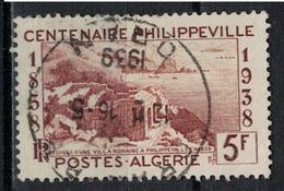 ALGERIE        N°  YVERT    146           OBLITERE       ( O   2/33 ) - Algérie (1924-1962)