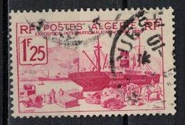 ALGERIE        N°  YVERT    156      OBLITERE       ( O   2/34 ) - Algérie (1924-1962)