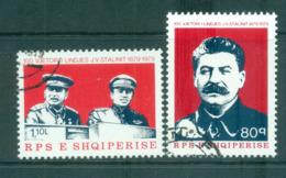 Albania 1979 Joseph Stalin Anniv. CTO Lot69867 - Albania
