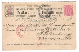 13913 - Réponse Payée - Finlande