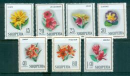 Albania 1968 Flowers MUH Lot69641 - Albania