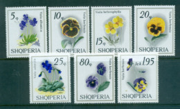 Albania 1969 Flowers MUH Lot69675 - Albania