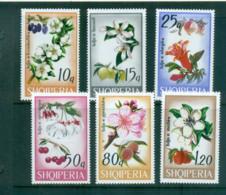 Albania 1969 Flowers, Blossoms & Fruits MUH Lot69677 - Albania