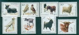 Albania 1968 Goats MUH Lot69631 - Albania