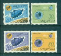Albania 1966 Space, Luna 10 MUH Lot69563 - Albania