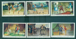 Albania 1971 Ballet, Halili & Hajria MUH Lot69747 - Albania