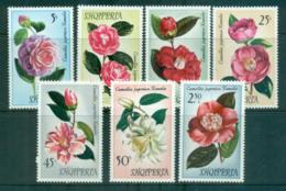 Albania 1972 Flowers, Camellias MUH Lot69759 - Albania